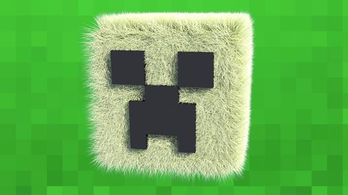 Minecraft Cool Creeper Wallpaper