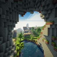 Minecraft Cave