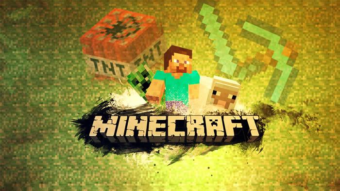 Minecraft Diamond Wallpaper