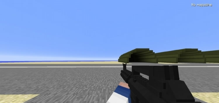 Modern Warfare Mod Screenshot 5