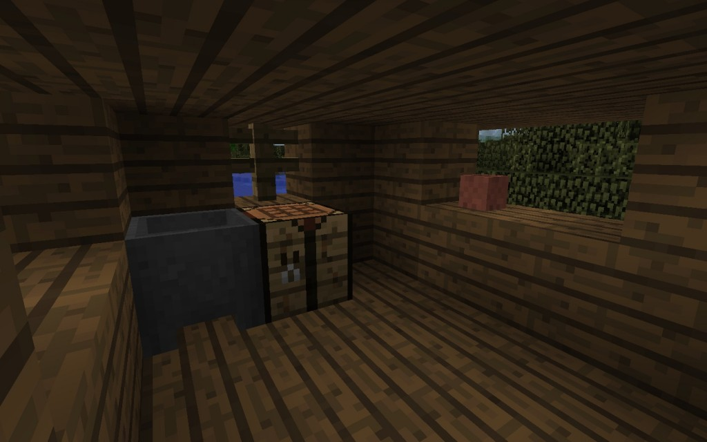 Witch Hut in the Swamp Seed Screenshot 3