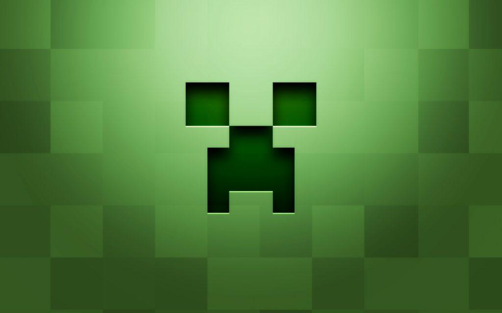 Creeper Minecraft Wallpaper