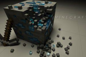 Minecraft Blocks Wallpaper