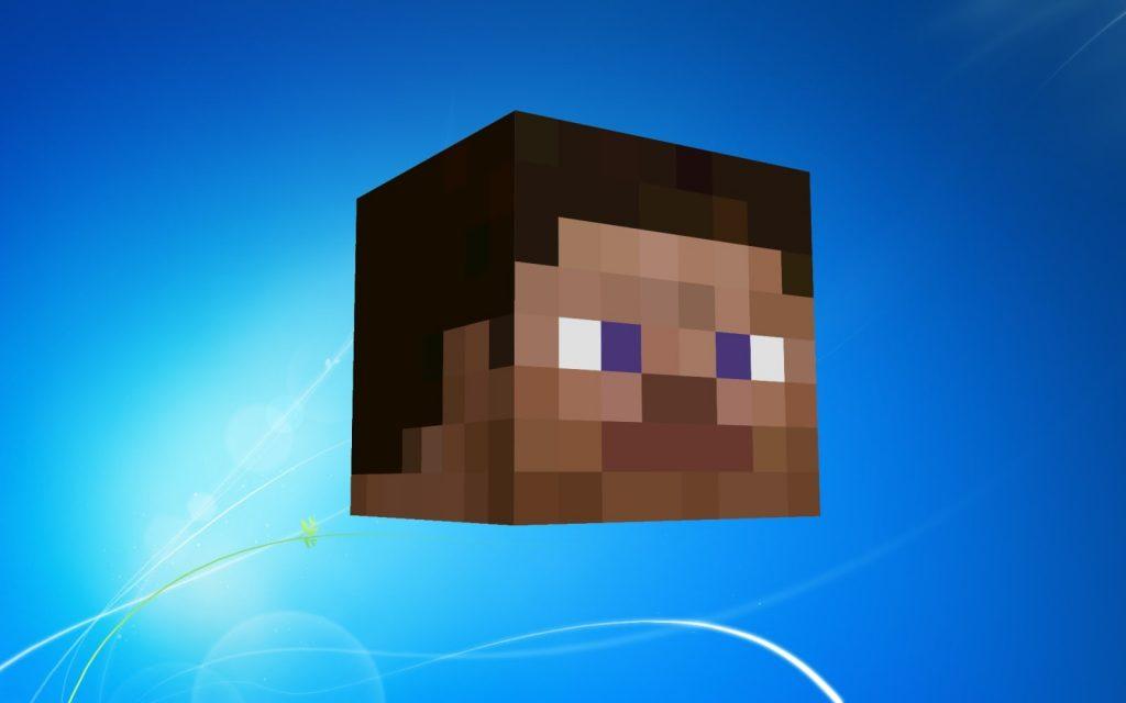Steve Minecraft Wallpaper 1600x1000