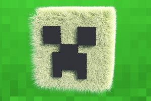 Cool Creeper Minecraft Wallpaper 1920x1080