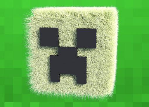 Cool Creeper Minecraft Wallpaper 1920x1080