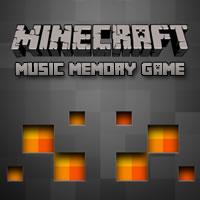 Minecraft Music Memory Game