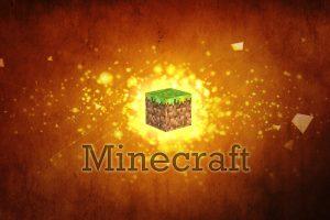 Minecraft Digital Art Wallpaper 2560x1440