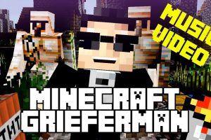 Minecraft Grieferman Funny Video