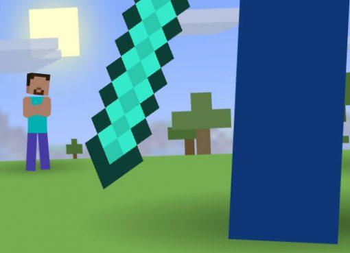 Minecraft Stickman Showdown Movie