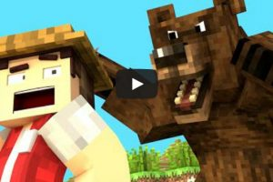 The Great Outdoors Minecraft Animation