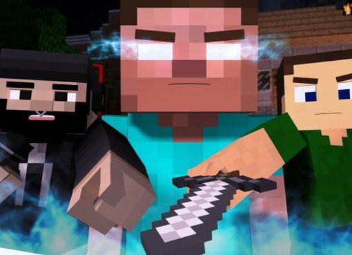 The Miner - A Minecraft Parody Video