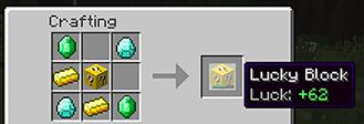 Lucky Block Mod Crafting 2