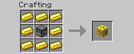 Lucky Block Mod Crafting