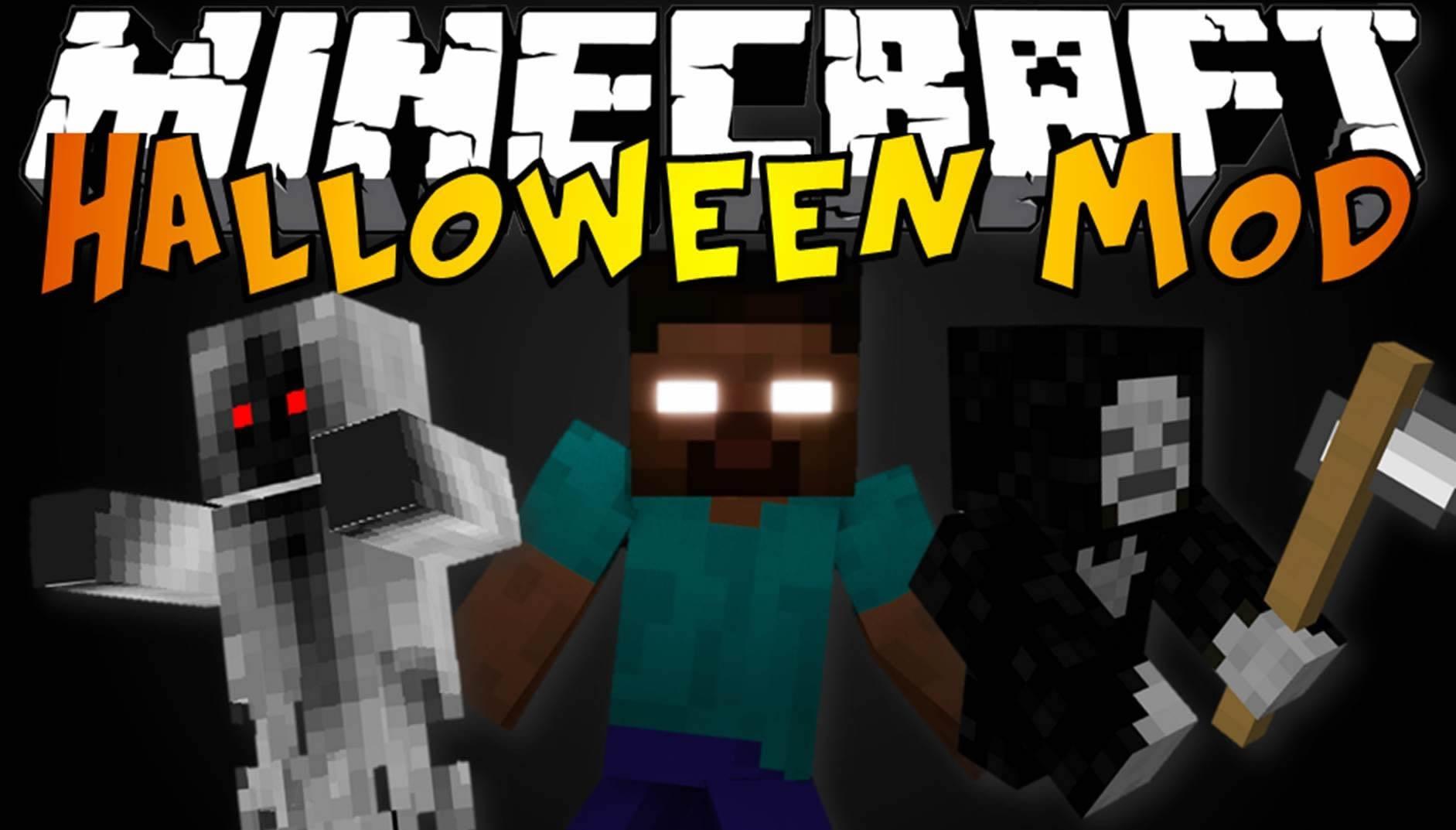 Minecraft Halloween Mod 1.7.10