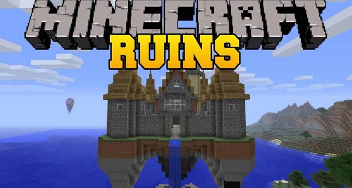 Ruins Minecraft Mod 1.12.2/1.11.2/1.10.2/1.7.10