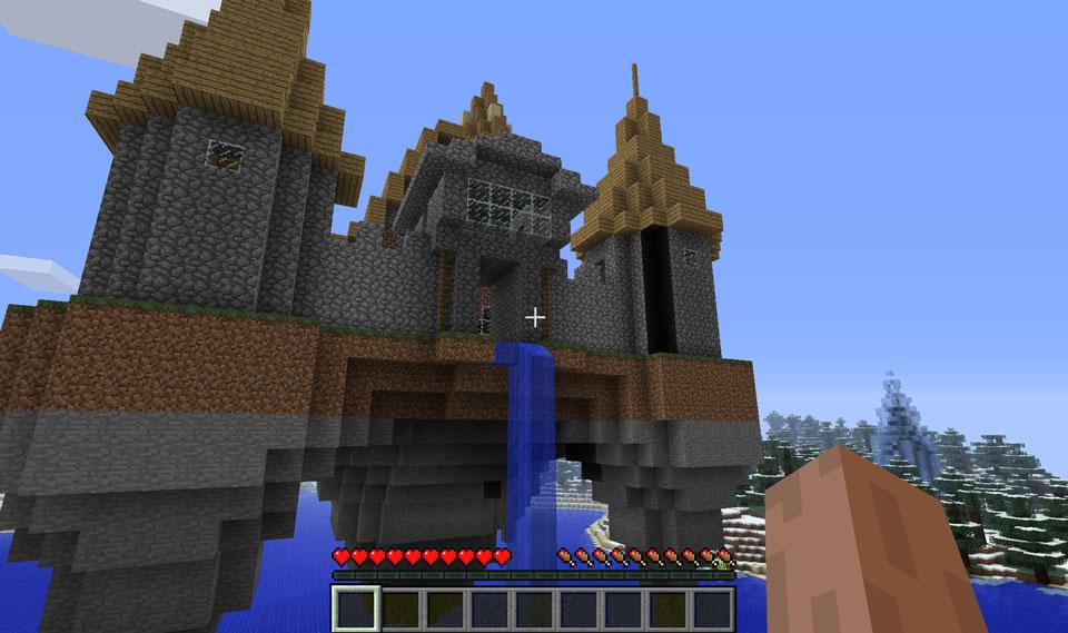 Ruins Minecraft Mod Screenshot 3