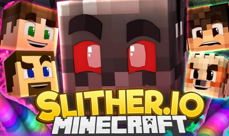 Slither.io Minecraft