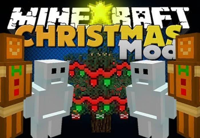 The Spirit Of Christmas Mod 1.7.10
