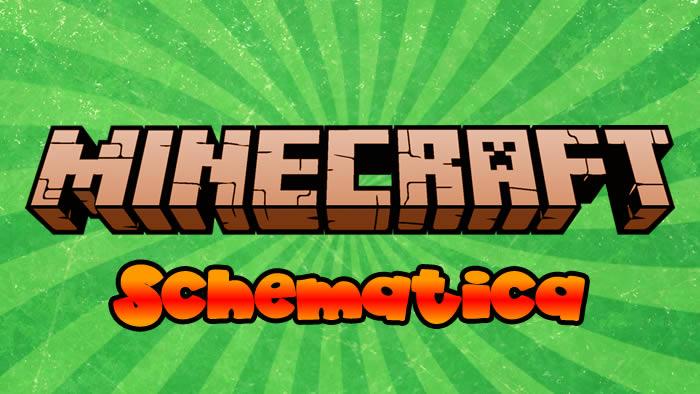 Schematica Mod for Minecraft 1.12.2/1.11.2/1.10.2/1.7.10