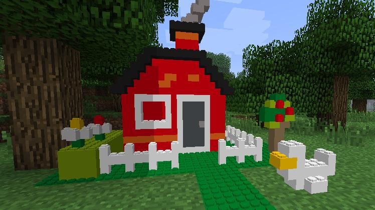Billund Lego Mod Screenshot