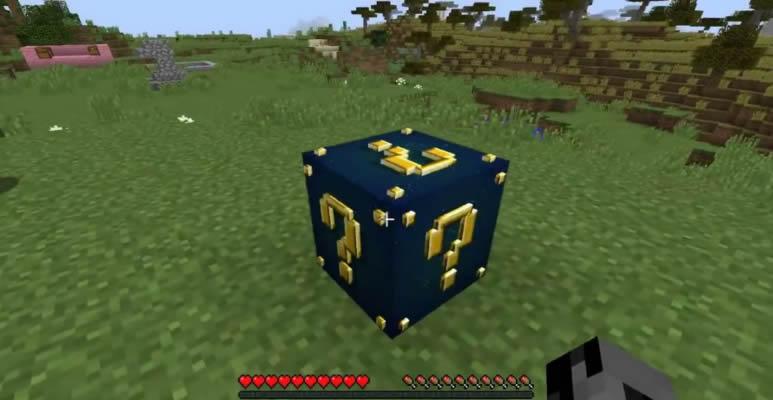 Lucky Block Astral Mod Screenshot 2