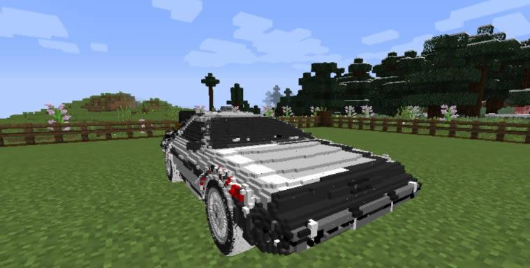 Back to the Future Return Mod Screenshot