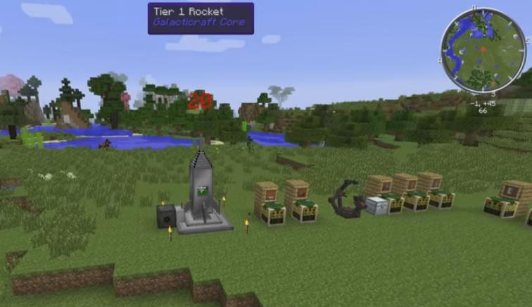 Galacticraft Mod Screenshot 3