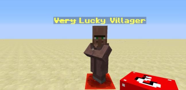 Lucky Block Red Mod Screenshot