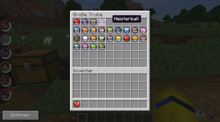 Pixelmon Mod Screenshot 10