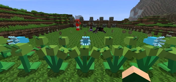 Plants vs Zombies Mod Screenshot 2