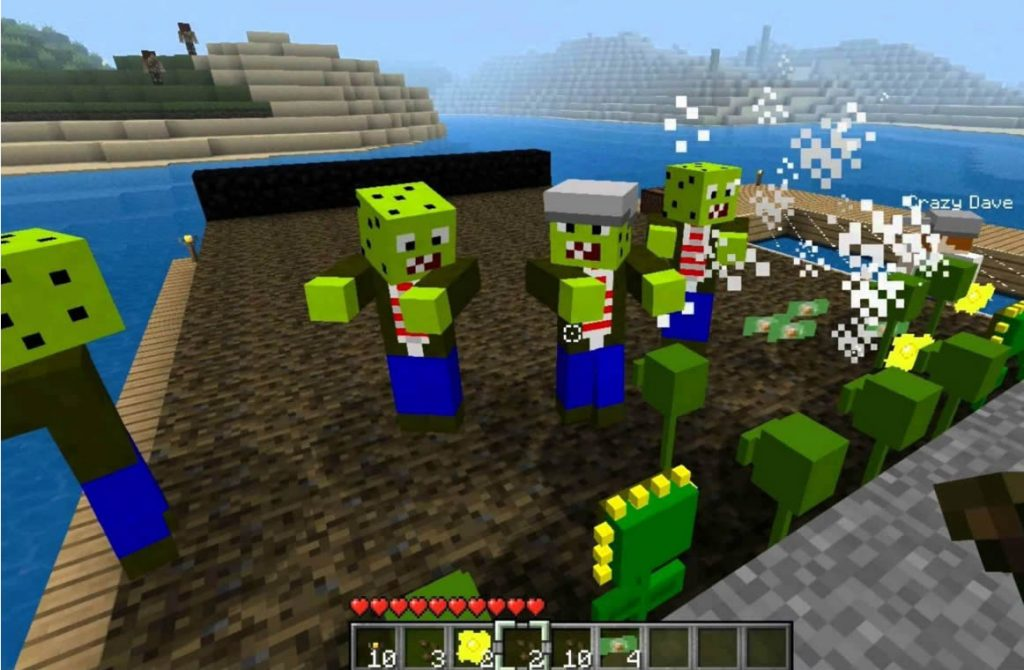 Plants vs Zombies Mod Screenshot 3