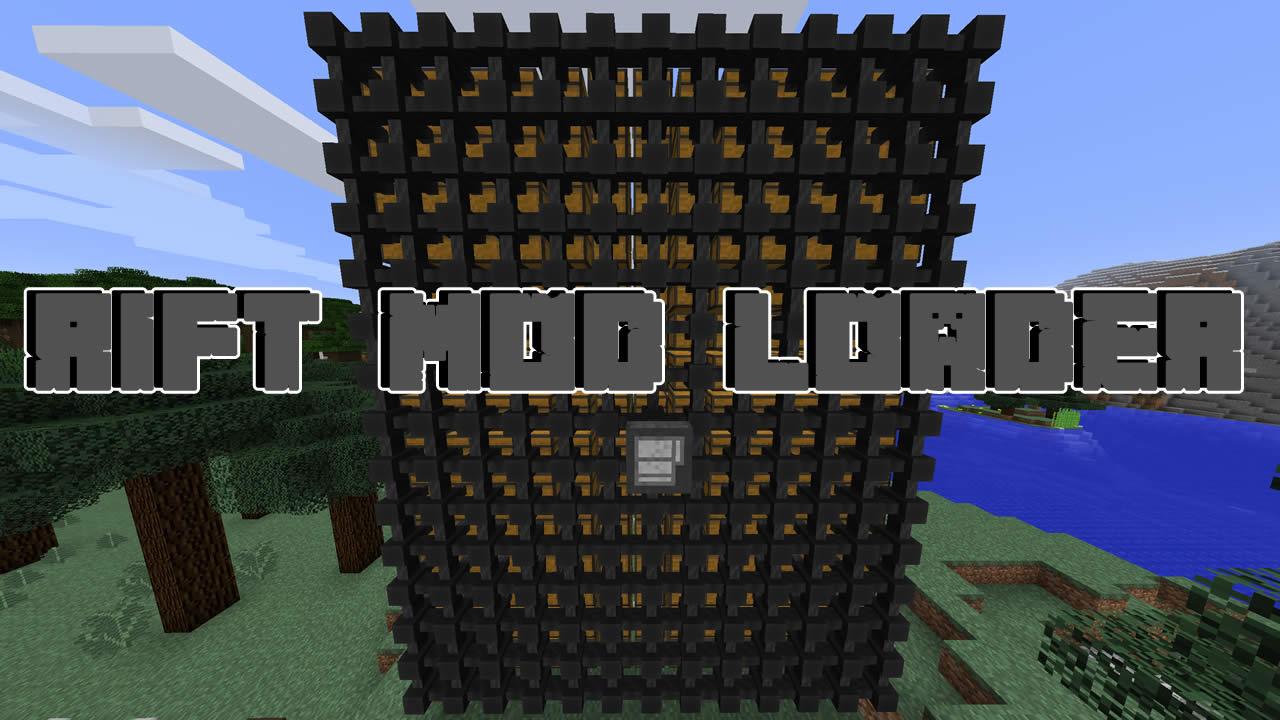 Rift Mod Loader for Minecraft 1.13.2