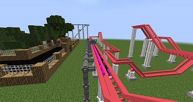 Rollercoaster Mod Screenshot 2