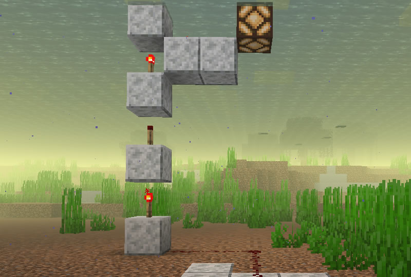 Subnautic Redstone (Fabric) Mod Screenshot