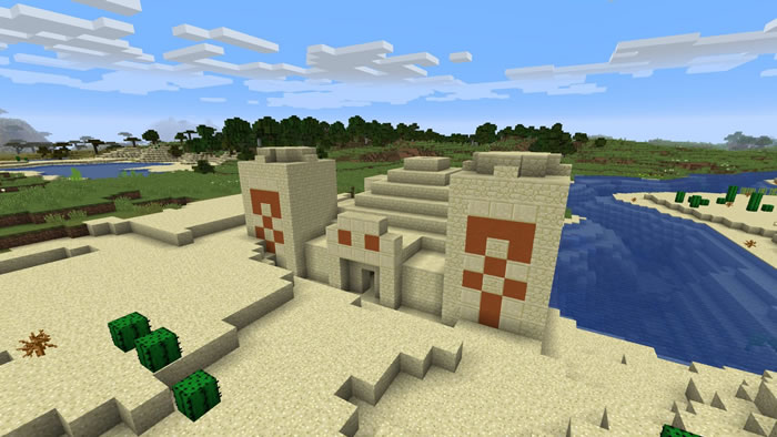 Diamond Seed for Minecraft 1.9.4/1.8.9/1.7.10