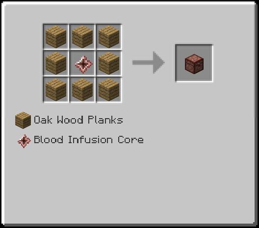 EvilCraft Mod Recipe