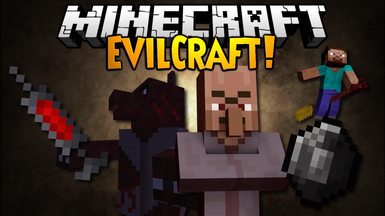 EvilCraft Mod for Minecraft