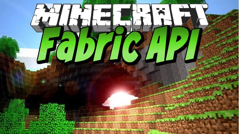 Fabric API for Minecraft