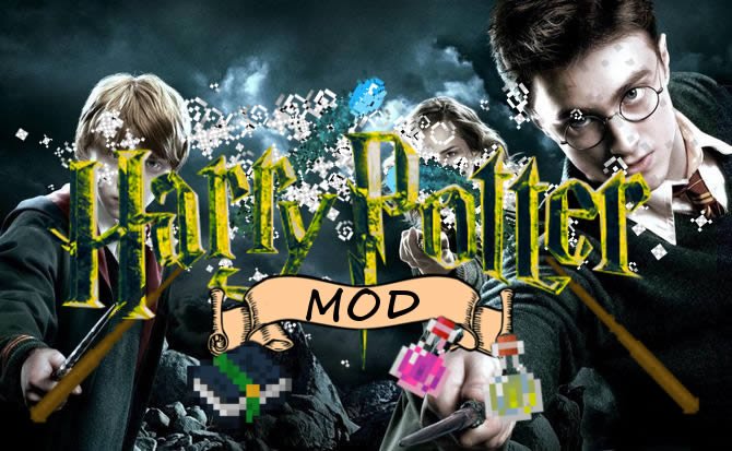 Harry Potter Mod for Minecraft 1.12.2