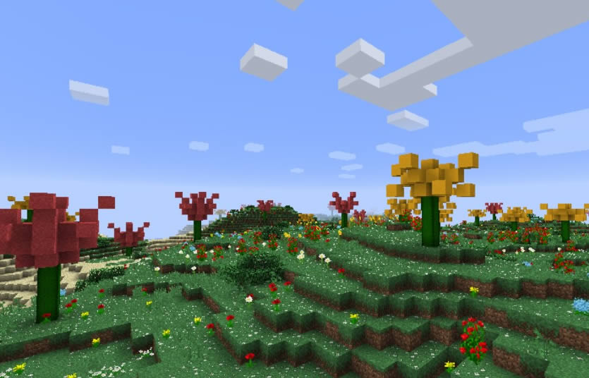 Biomes O' Plenty Mod Screenshot 2