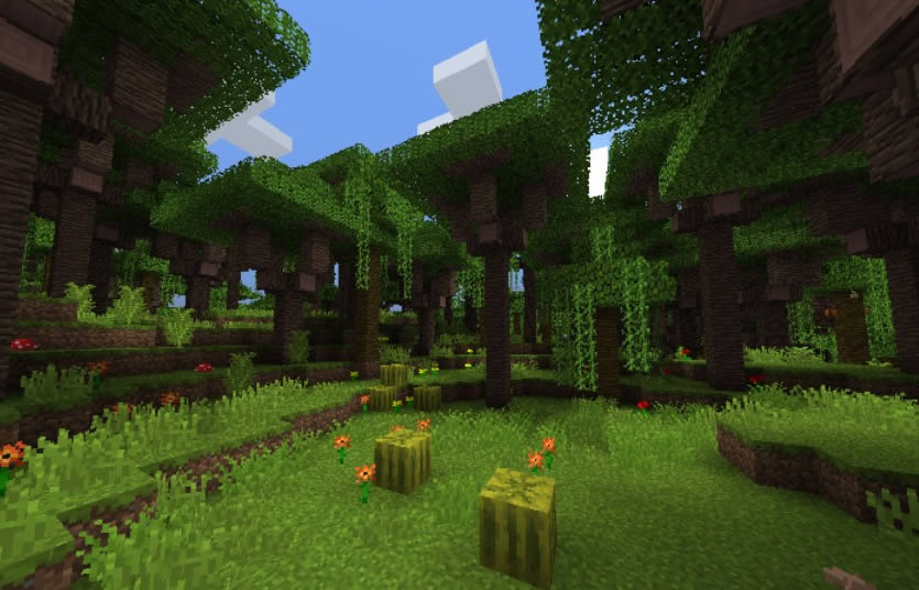 Biomes O' Plenty Mod Screenshot 3