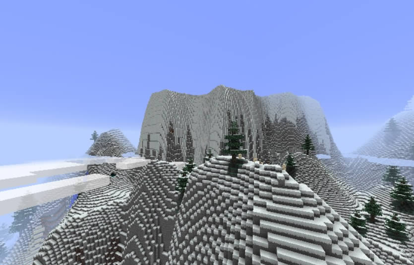 Biomes O' Plenty Mod Screenshot 7
