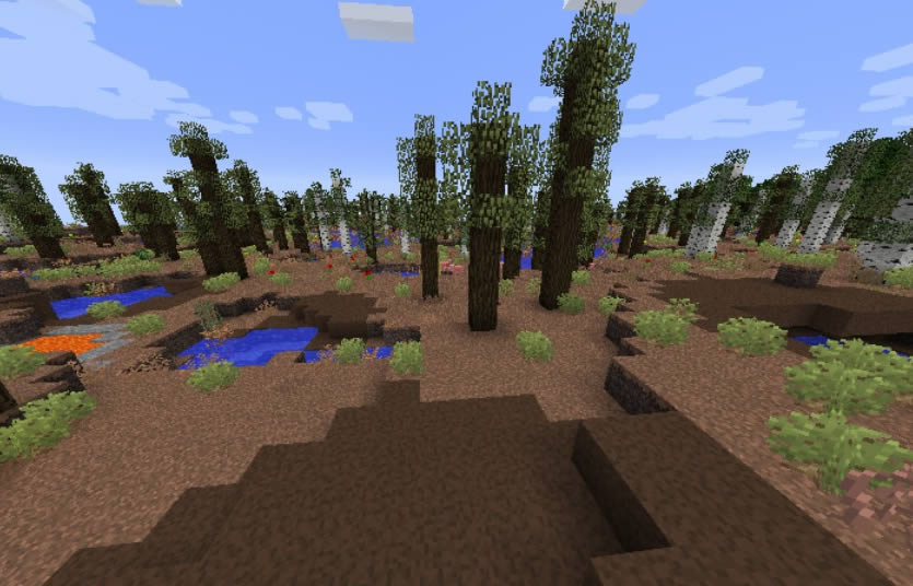 Biomes O' Plenty Mod Screenshot 9