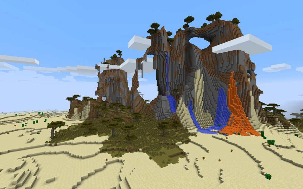 Extreme Hill Seed Screenshot 4