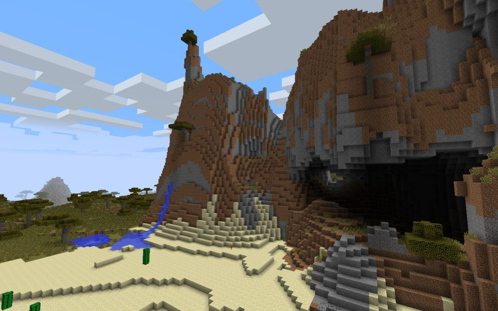 Extreme Hill Seed Screenshot 5