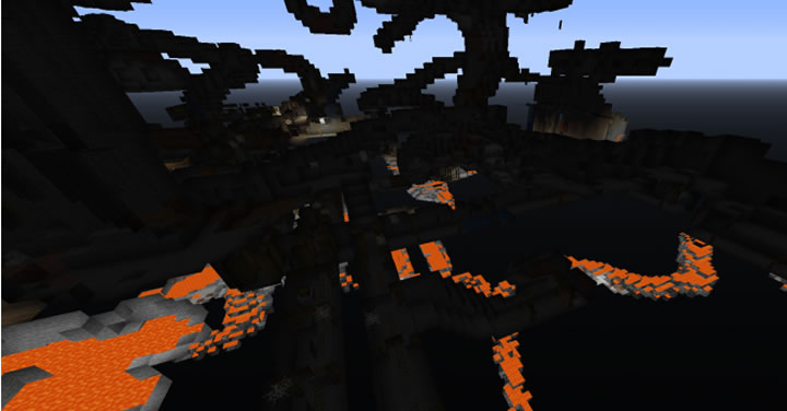 Huge Abandoned Mine Seed Screenshot 2