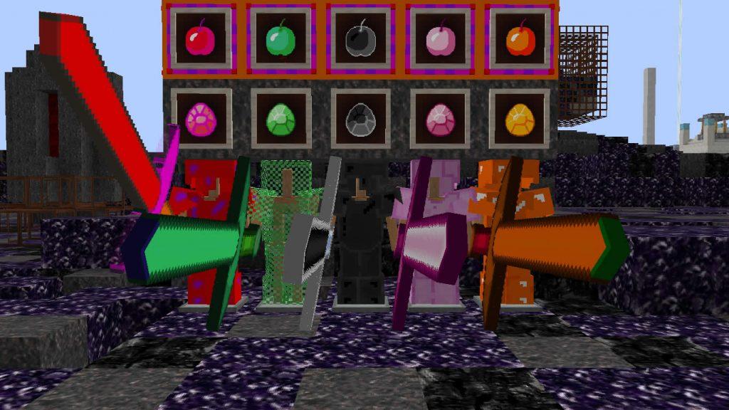Lucky Block Glite Mod Screenshot 2