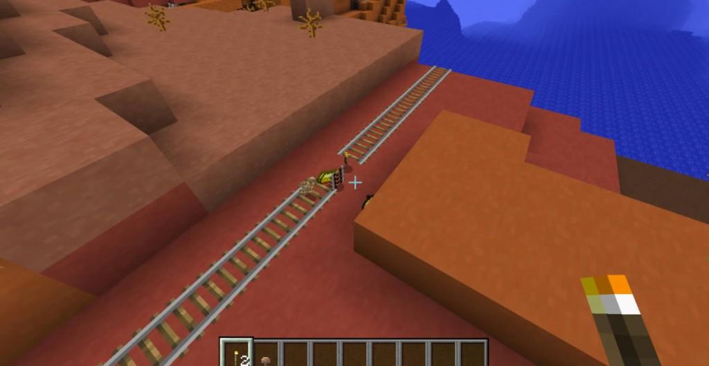 Mega Mesa Mineshaft! Minecraft 1.13.2/1.10.2 Seed