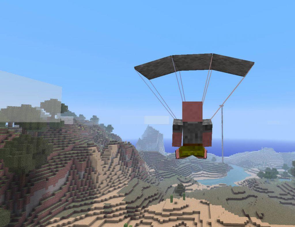 Parachute Mod Screenshot 2